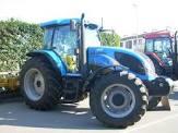 Un trattore Landini
