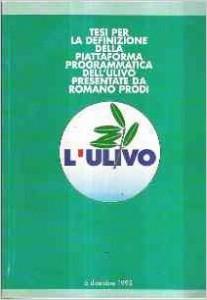 Il libretto verde dell'Ulivo